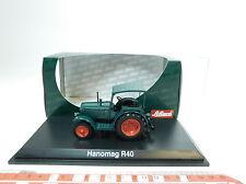 BB242-0,5# Schuco 1:43 02781 Modell Traktor/Bulldog Hanomag R 40/R40, NEUW+OVP