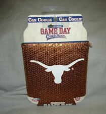 Texas Longhorns Shiny Bling Can Koolie Koozie Game Day Outfitters