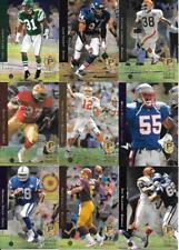 1994 UPPER DECK SP FOOTBALL COMPLETE SET (200) CARDS W/ MARSHALL FAULK RC