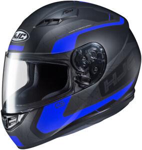 HJC CS-R3 Dosta Blue Helmet