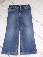 """""""Roxy"""" Girls Blue Jeans with Sequins Size (S) 4 - A1199"""