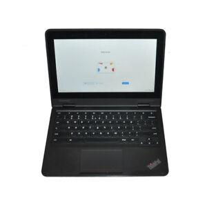 Lenovo Yoga 11e Convertible Chromebook 11.6 inch 360 flip sceen touch screen