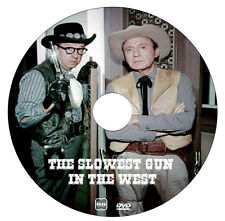 The Slowest Gun in the West - Phil Silvers, Jack Benny - Western Comedy - 1960