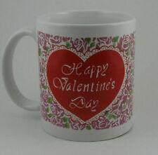 Happy Valentine's Day coffee tea mug