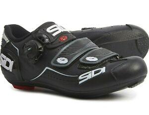 Sidi Alba Women's Road Cycling Shoes Black Size 37.5 / US 6