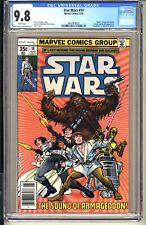 STAR WARS #14  CGC 9.8 WP NM/MT  Marvel Comics 1978 Jedi Vader Skywalker (vol 1)