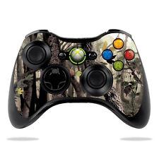 Skin Decal Wrap for Microsoft Xbox 360 Controller sticker Tree Camo