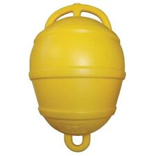 NOUVA RADE RIGID PLASTIC MOORING PICK UP BUOY YELLOW 16389