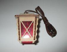 Kahlert - Wood Lamp for Nativity Scenes 3,5 Volt 35mm New/Ob