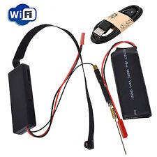 HD 1080P WiFi Mini DVR DIY Module Spy IP Camera Security Night Vision Cam US