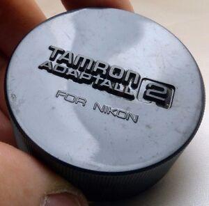 Tamron Adptall 2 Lente Posterior Tapa para Nikon Ai-S F Lentes 922011