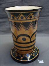 vase faïence saint Jean de Bretagne  (réf K61)