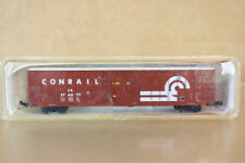 RED CABOOSE RN-17289 N SCALE CONRAIL PC&F 62' BEER CAR BOXCAR WAGON nn