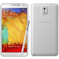 NEW <Sprint> Samsung Galaxy Note 3 III SM-N900P 32GB Clean ESN MARBLE WHITE USA