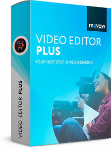 Movavi Video Editor Plus 21, Creative tools features Cut, crop,rotate .more++