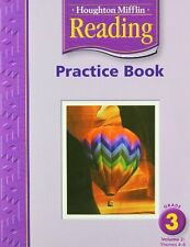 Houghton Mifflin Reading: Practice Book, Volume 2 Grade 3 by HOUGHTON MIFFLIN