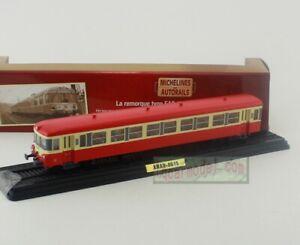 1:87 HO Scale ATLAS Tram Model 1963 LA remorque TYPE EAD XR-8600 XRAB-8615