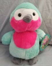 "Sugar Loaf Kellytoy Pink and Blue Bird/Penguin stuffed/plush - 10"" NWT"