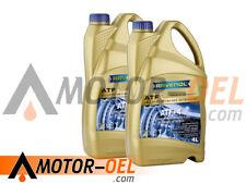 8 (2x4) Liter RAVENOL ATF+4® Fluid Automatikgetriebeöl