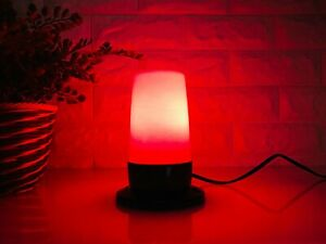 Vintage Paterson Dark Room Table Lamp Photography Red Light Retro