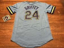 New listing NWT's Ken Griffey Jr Seattle Mariners Youth Cooperstown Col Jersey M (10/12) $65