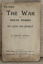 Antiquarian Book - The War in South Africa  Arthur Conan Doyle 1st Edition