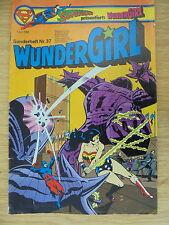 1 x Comics: Wunder Girl Sonderheft Nr. 37