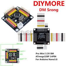 Newest Arduino PRO MINI 3.3 V 8 M ATmega 328p Board Compatible Arduino Nano 3.0