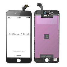 iPhone 6 Plus LCD Display Touch Screen Digitizer Replacement Black AAA Grade
