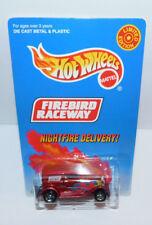NEAT 1996 HOT WHEELS FIREBIRD RACEWAY NIGHTFIRE 32 FORD DELIVERY