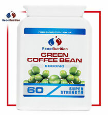 Caffè Verde BEAN ALTA RESISTENZA * perdere peso * dieta pillole * FAT Burn * 60 caps