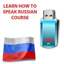 Learn How to Speak RUSSIAN Language USB while in car any mp3