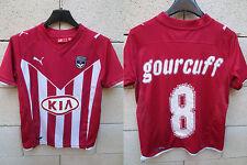 Maillot GIRONDINS de BORDEAUX Puma GOURCUFF Champions League 2010 enfant 10 ans