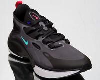 Nike Signal D/MS/X Men's Black Grey Off Noir Casual Lifestyle Sneakers Low Shoes