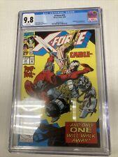 Marvel Comics X Force 15 CGC Graded 9.8