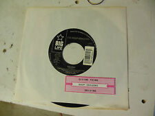 THE SOUP DRAGONS  driving / divine thing  JUKEBOX STRIP  45 BIG LIFE RECORDS