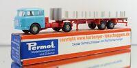 H0 - 1:87 Permot 39900008 LKW Skoda Wasserwagen grün Neuw. OVP