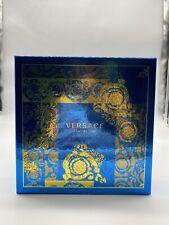 Versace Eau Fraiche For Men 2 Piece Gift Set Brand New (Shower Gel,Cologne)