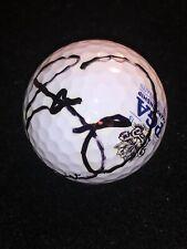 Jason Day Signed 2015 PGA Championship Logo Golf Ball Whistling Straits JSA