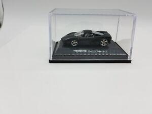 Hot Wheels Enzo Ferrari in Black with 5 Spoke Rims 1:87 Diecast
