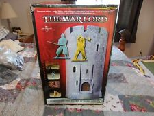 CONTE WARLORD TOWER KEEP PLAYSET COMPLETE.