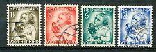 Nederland  270 - 273 gebruikt (4)