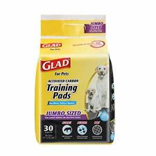 New listing for Pets Jumbo-Size Charcoal Puppy Pads | Black Training Pads That Absorb &