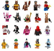 LEGO BATMAN MOVIE SERIES Complete Set of 20 MINIFIGS collectible minifigures lot