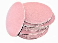 "3M 968M IMPERIAL POLISHING FILM DISC 2-3//4/""XNH PSA STICKY BACK PACK OF 200 DISCS"