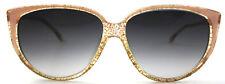 occhiale da sole Christian D. vintage donna mod.1279 colore rosa/oro/trasparente