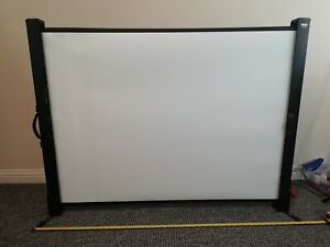 Epson Projector Screen 50 cm ELPSC32 Portable Free Standing Folding