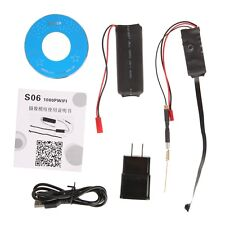 Mini Wireless HD 1080P SPY Hidden Camera Wifi Module DVR Video IP P2P Recorder