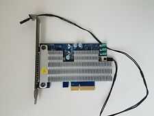 HP Z Turbo G2 PCIe 4x to M.2 NVMe SSD Adapter w/ Heatsink & Thermal Pad