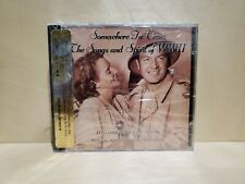 On the Air & Somewhere In Time: The Songs & Spirit Of WWII [CD Set] Bob Hope NEW